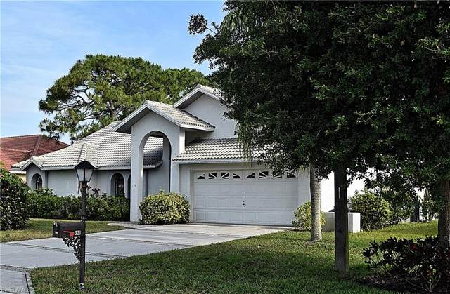 198 Palmetto Dunes Cir, Naples, FL 34113 (MLS #221030978) :: Domain Realty