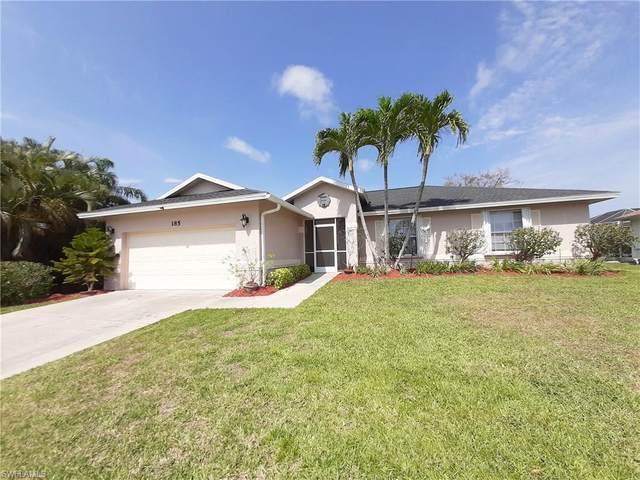 185 Bermuda Rd, Marco Island, FL 34145 (MLS #221031175) :: Avantgarde