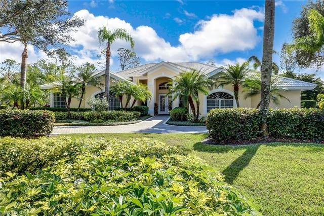 4624 Pond Apple Dr N, Naples, FL 34119 (MLS #221031218) :: Wentworth Realty Group