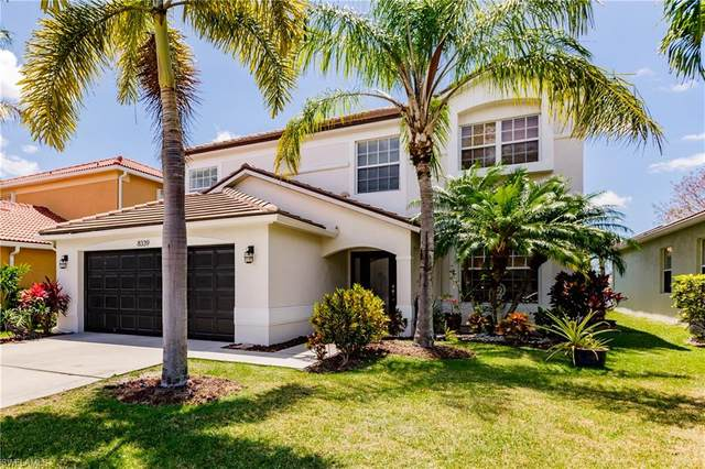 8339 Laurel Lakes Blvd, Naples, FL 34119 (MLS #221031224) :: Premiere Plus Realty Co.