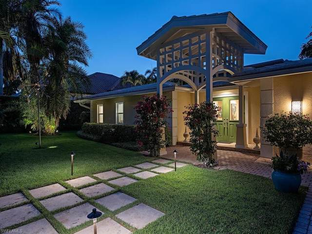 1980 Gordon Dr, Naples, FL 34102 (MLS #221031238) :: Bowers Group | Compass