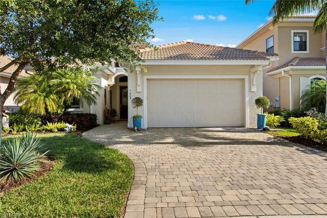 1609 Serrano Cir, Naples, FL 34105 (MLS #221031287) :: Wentworth Realty Group