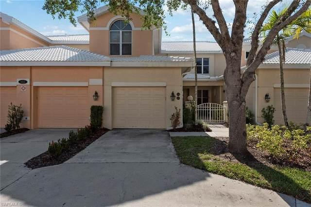 4615 Hawks Nest Dr #103, Naples, FL 34114 (#221031377) :: Equity Realty