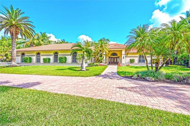 4961 Tamarind Ridge Dr, Naples, FL 34119 (MLS #221031413) :: Premier Home Experts