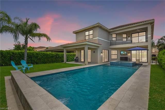 2874 Cinnamon Bay Cir, Naples, FL 34119 (#221031606) :: Caine Luxury Team