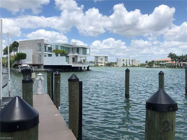 4090 Gulf Shore Blvd N #21, Naples, FL 34103 (MLS #221031634) :: Wentworth Realty Group