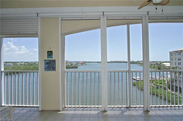 4895 Bonita Beach Rd #607, Bonita Springs, FL 34134 (MLS #221031649) :: Wentworth Realty Group