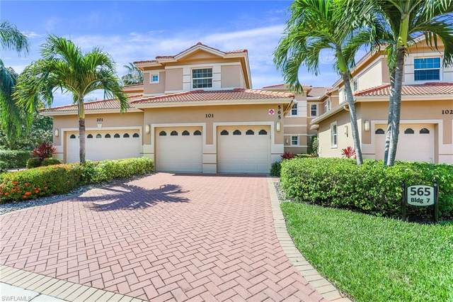 565 El Camino Real 7-101, Naples, FL 34119 (MLS #221031757) :: Premier Home Experts