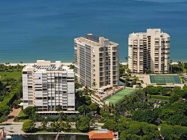 4041 Gulf Shore Blvd N #205, Naples, FL 34103 (#221031808) :: Caine Luxury Team