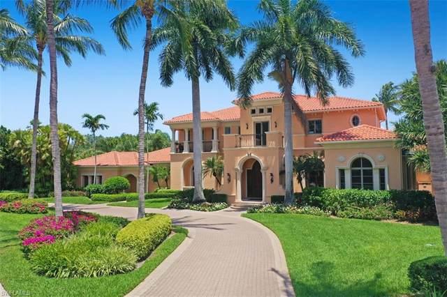 9779 Bentgrass Bend, Naples, FL 34108 (MLS #221031971) :: BonitaFLProperties