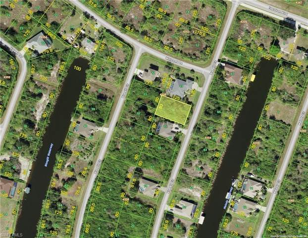 9361 Bluegill Cir, Port Charlotte, FL 33981 (MLS #221032102) :: Waterfront Realty Group, INC.