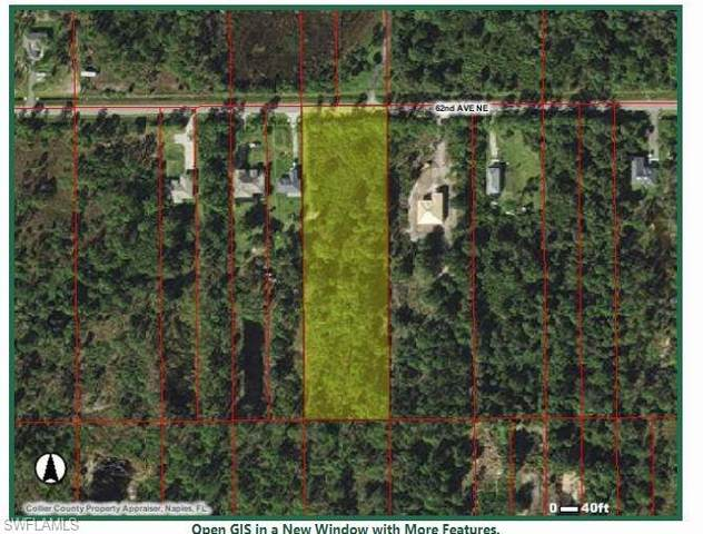 62nd Ave Ne, Naples, FL 34120 (MLS #221032150) :: Domain Realty