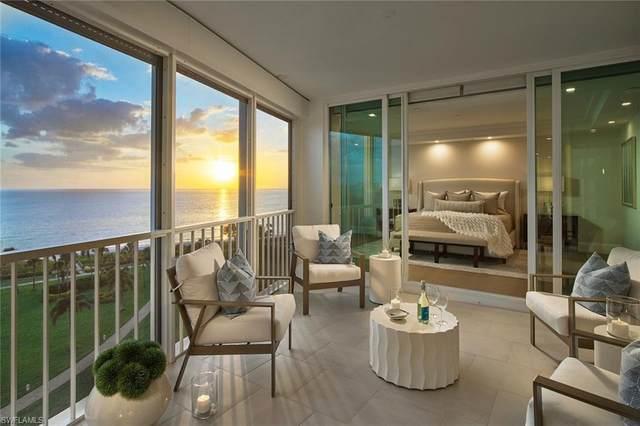 3991 Gulf Shore Blvd N #601, Naples, FL 34103 (MLS #221032283) :: Wentworth Realty Group