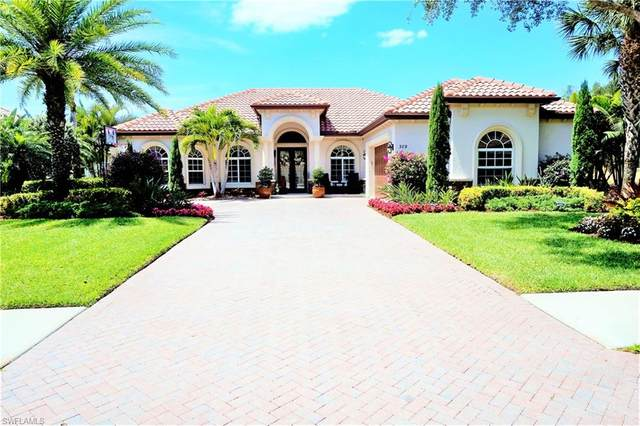 389 Cypress Way W, Naples, FL 34110 (MLS #221032294) :: Wentworth Realty Group