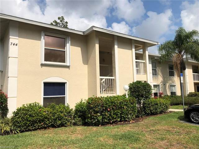 744 Landover Cir #101, Naples, FL 34104 (MLS #221032449) :: Wentworth Realty Group