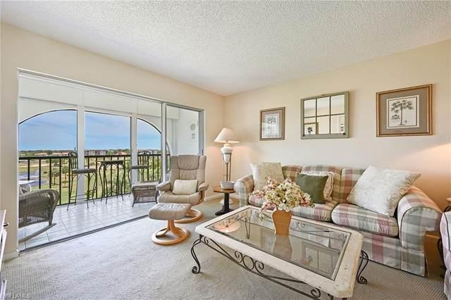 21 High Point Cir E #604, Naples, FL 34103 (#221032472) :: The Dellatorè Real Estate Group