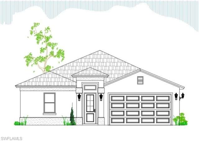 3106 41st St W, Lehigh Acres, FL 33971 (#221032509) :: Equity Realty