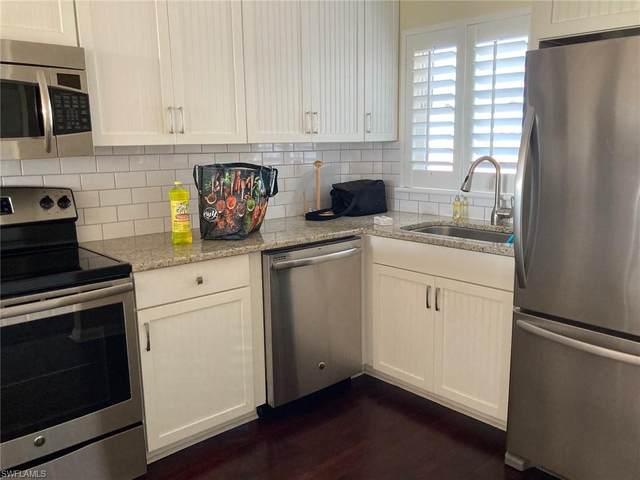 57 High Point Cir N Cir #504, Naples, FL 34103 (MLS #221032757) :: Realty Group Of Southwest Florida