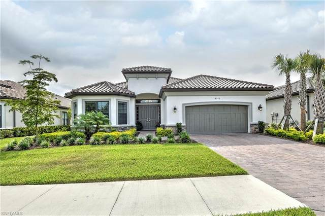 8390 Viale Cir E, Naples, FL 34114 (MLS #221032903) :: Medway Realty