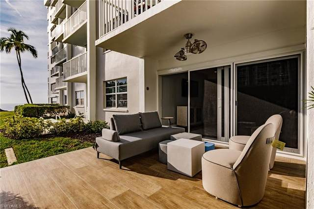 3443 Gulf Shore Blvd N #105, Naples, FL 34103 (#221032945) :: Southwest Florida R.E. Group Inc