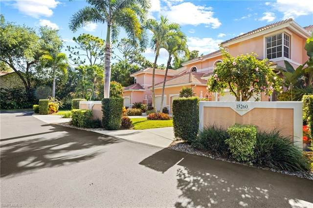 15260 Cedarwood Ln A-202, Naples, FL 34110 (MLS #221032977) :: Medway Realty