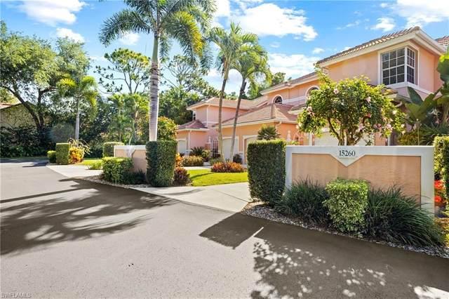 15260 Cedarwood Ln A-202, Naples, FL 34110 (#221032977) :: The Dellatorè Real Estate Group