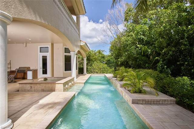 701 Park Shore Dr, Naples, FL 34103 (MLS #221033105) :: Wentworth Realty Group