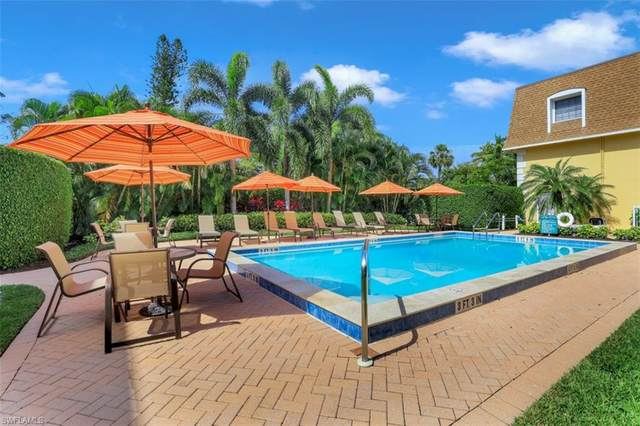 1222 Gordon Dr #2, Naples, FL 34102 (MLS #221033180) :: Domain Realty