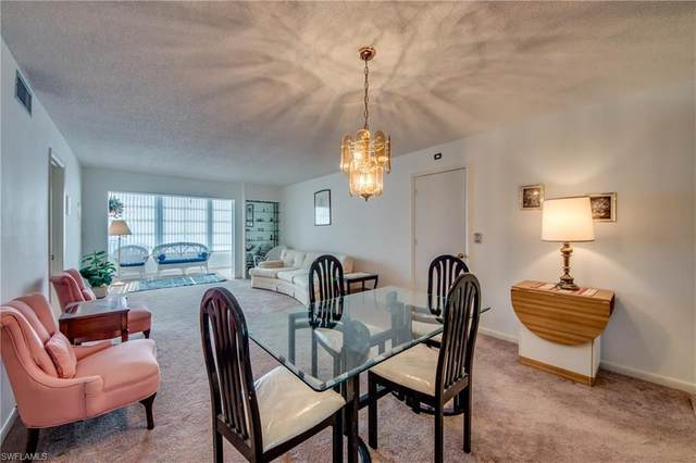 6919 Edgewater Cir 4E, Fort Myers, FL 33919 (MLS #221033199) :: Medway Realty