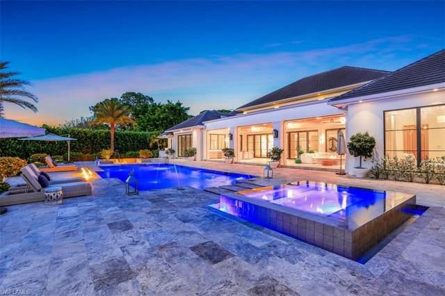 705 Myrtle Rd, Naples, FL 34108 (MLS #221033206) :: Premier Home Experts
