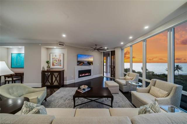 4951 Gulf Shore Blvd N #304, Naples, FL 34103 (MLS #221033302) :: Wentworth Realty Group