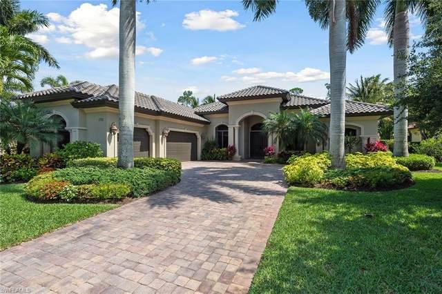 3792 Mahogany Bend Dr, Naples, FL 34114 (MLS #221033409) :: Team Swanbeck