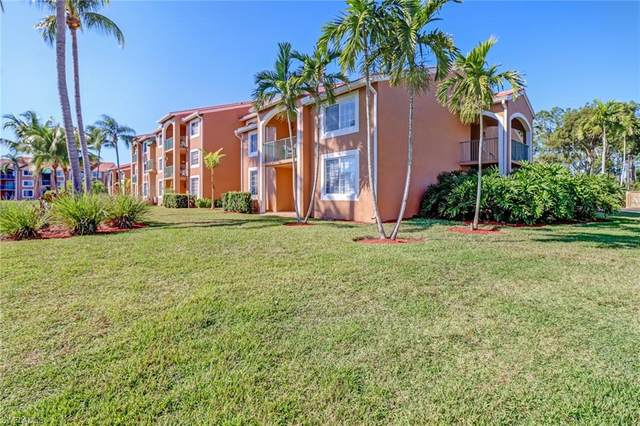 1235 Wildwood Lakes Blvd #103, Naples, FL 34104 (MLS #221033410) :: Premiere Plus Realty Co.