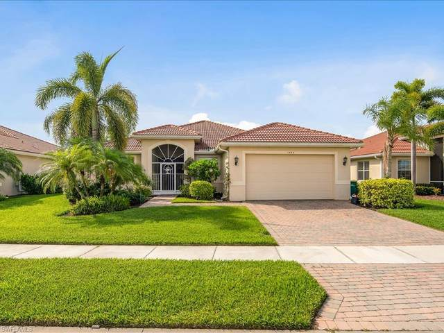 1444 Birdie Dr, Naples, FL 34120 (MLS #221033440) :: Wentworth Realty Group