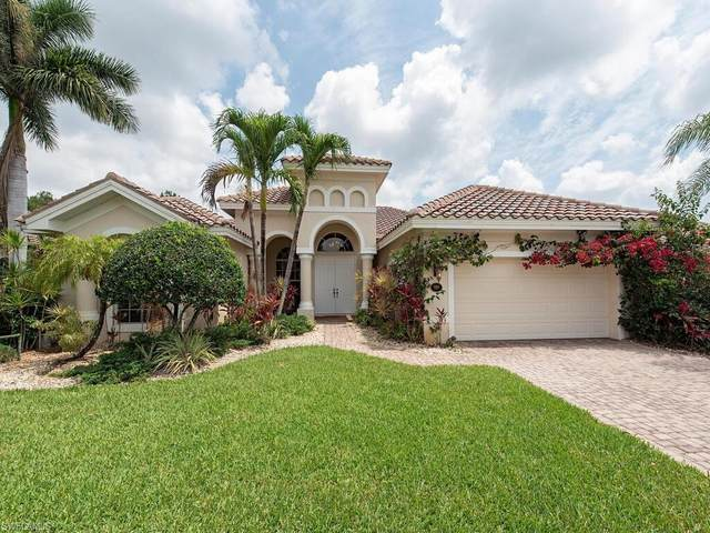 989 Tivoli Ct, Naples, FL 34104 (MLS #221033588) :: Wentworth Realty Group