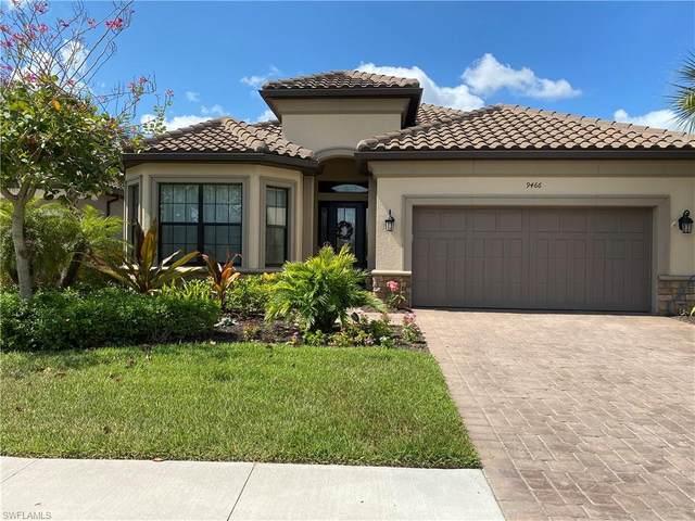 9466 Terresina Dr, Naples, FL 34119 (MLS #221033620) :: Realty Group Of Southwest Florida