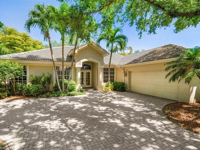 1099 Camelot Cir, Naples, FL 34119 (MLS #221033675) :: The Naples Beach And Homes Team/MVP Realty