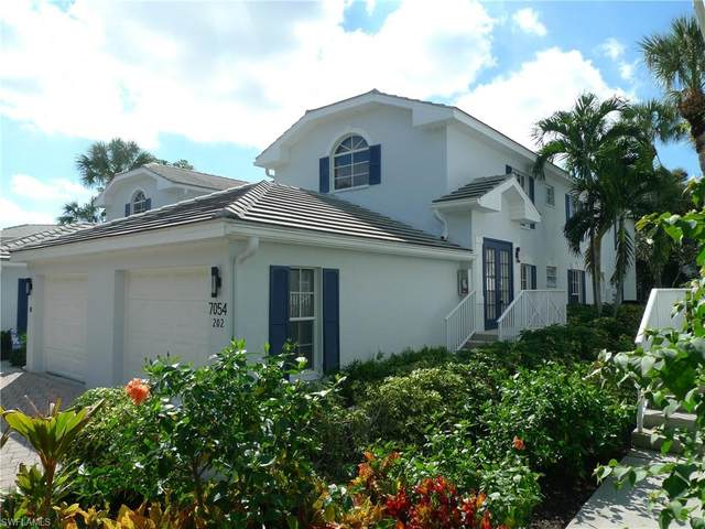 7054 Barrington Cir #202, Naples, FL 34108 (#221033715) :: Southwest Florida R.E. Group Inc