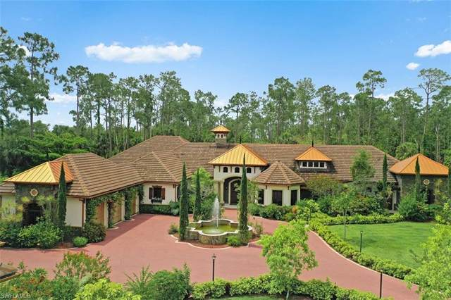 5610 Bur Oaks Ln, Naples, FL 34119 (MLS #221033760) :: Wentworth Realty Group