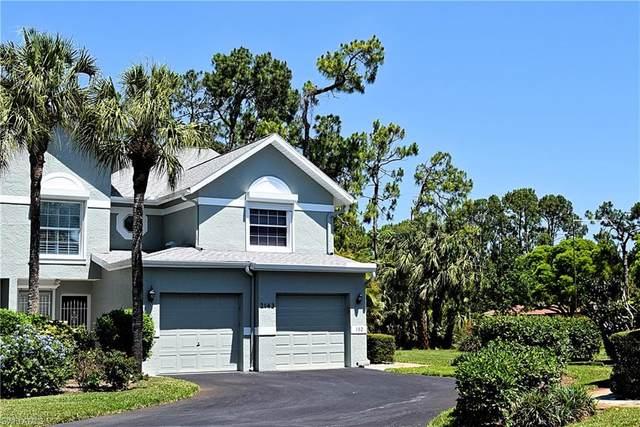2143 Tama Cir #102, Naples, FL 34112 (MLS #221033926) :: Wentworth Realty Group