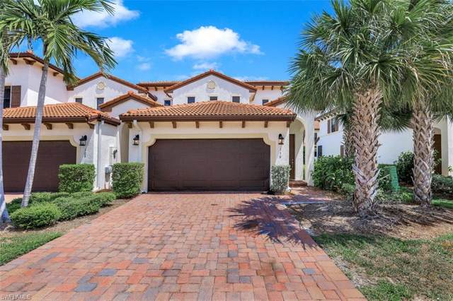9462 Montebello Way #110, Fort Myers, FL 33908 (MLS #221033961) :: Tom Sells More SWFL | MVP Realty