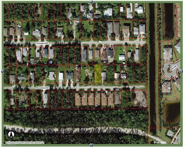 Woodside Ave, Naples, FL 34112 (MLS #221033970) :: Domain Realty