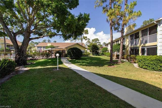 2752 Kings Lake Blvd 8-101, Naples, FL 34112 (#221033984) :: Southwest Florida R.E. Group Inc