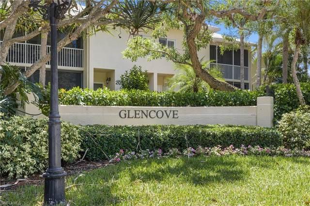 5813 Glencove Dr #1105, Naples, FL 34108 (MLS #221033987) :: Eric Grainger | Jason Mitchell Real Estate