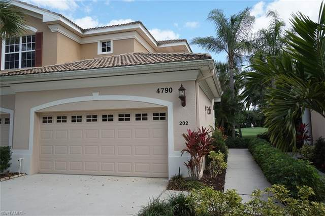4790 Shinnecock Hills Ct #202, Naples, FL 34112 (#221034188) :: Southwest Florida R.E. Group Inc
