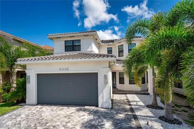 4448 Aurora St, Naples, FL 34119 (MLS #221034227) :: Premier Home Experts