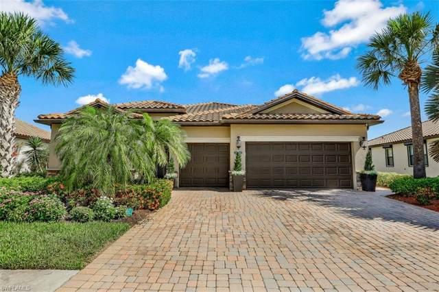 3830 Treasure Cove Cir, Naples, FL 34114 (#221034279) :: The Dellatorè Real Estate Group