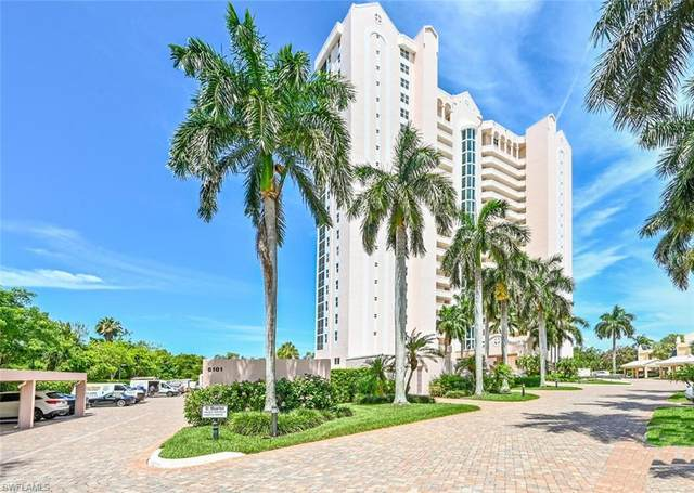 6101 Pelican Bay Blvd #1402, Naples, FL 34108 (#221034281) :: The Dellatorè Real Estate Group