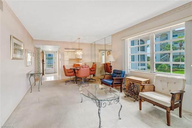 5 High Point Cir W #203, Naples, FL 34103 (#221034292) :: The Dellatorè Real Estate Group