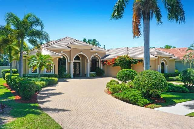 14632 Beaufort Cir, Naples, FL 34119 (MLS #221034371) :: Wentworth Realty Group